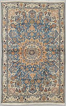MATTA, Nain, part silk, 196 x 111 cm.