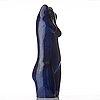 Ulla & gustav kraitz, a glazed stoneware sculpture of a female torso, fogdarp, förslöv, sweden.
