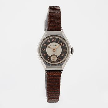 ZENITH, armbandsur, 21 x 24,5 mm.