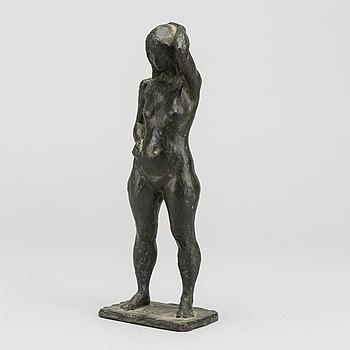 FRED ÅBERG, brons, numrerad 1/28, signerad FÅ.