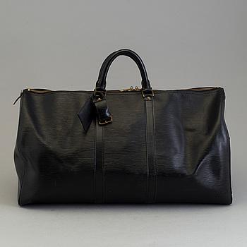 "LOUIS VUITTON, A ""Keepall Epi 55"" bag, Louis Vuitton."