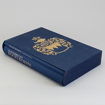 OLOF RUDBECK D.Y., efter, BÖCKER, 2 volymer & PORTFÖLJ, , 1985, Numrerade 574/1499.