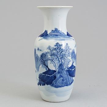VAS, porslin, Kina, sen Qingdynasti, omkring 1900.