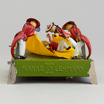 "ERNST PAUL LEHMANN, ""Boxer No. 530"" Tyskland, 1900-talets början."