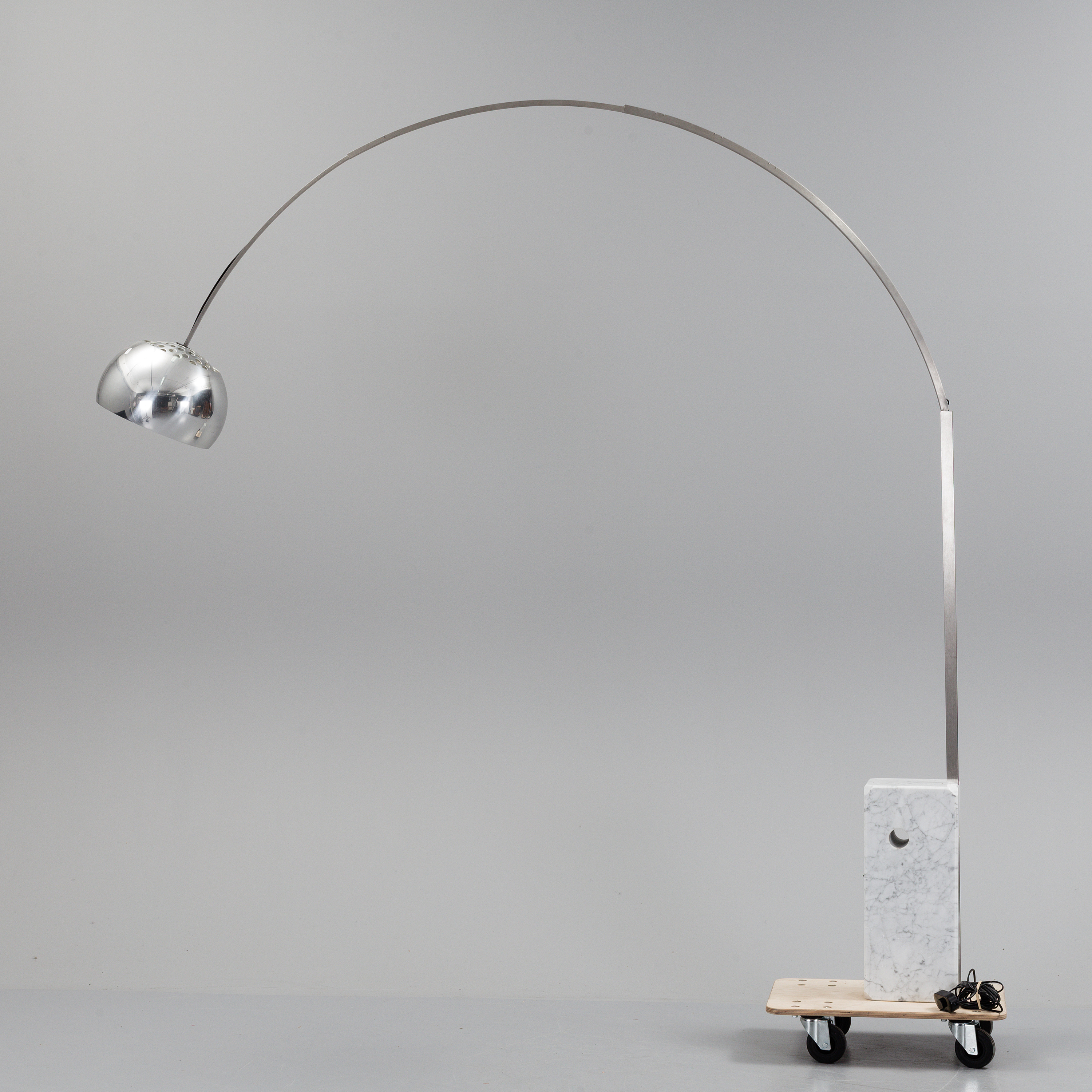 An Arco Floor Lamp By Achille And Pier Castiglioni Flos Italy