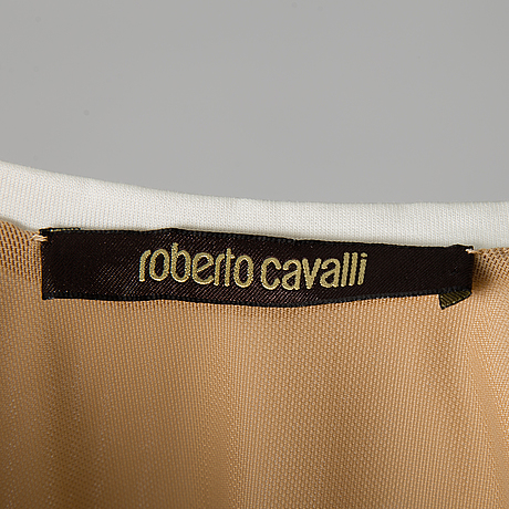 A partytop, roberto cavalli, in size 44