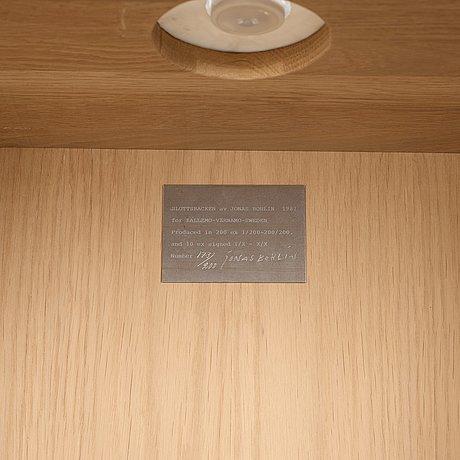 """Jonas bohlin, a """"slottsbacken"""" cabinet, källemo, sweden post 1987."""
