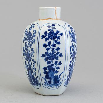 TEDOSA, porslin. Qing dynastin, Kangxi (1662-1722).