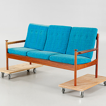 A Torbjorn Afdal sofa from the 1960s.