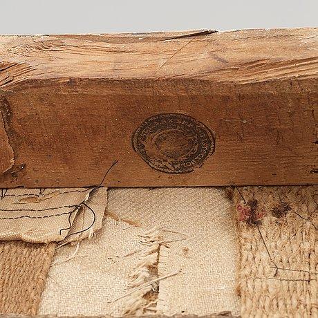 Stolar, 10 st, sengustavianska stockholmsarbeten, 1700-talets slut.