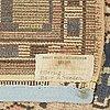 "Märta måås-fjetterström, märta måås-fjetterström, a carpet, ""hästhagen"", knotted pile, ca 370 x 220,5 cm, signed mmf."