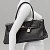 """VÄska, """"jpg shoulder kelly 42 """", hermès 2009."""