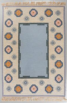 MATTA, rölakan, signerad MA, 1900-talets tredje kvartal, 240 x 170 cm.