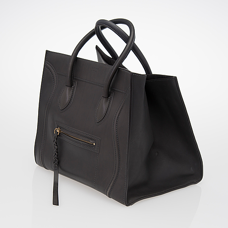 f4f1fd0277e28 A Dark Gray Medium Phantom Tote bag. - Bukowskis