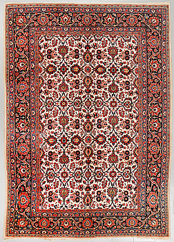 MATTA, persisk, semiantik, ca 320 x 228 cm.