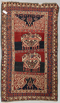 MATTA, semiantik Kaukas, ca 214 x 125 cm.