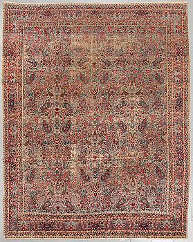 MATTA, Kirman, semiantik, ca 332 x 257 cm.