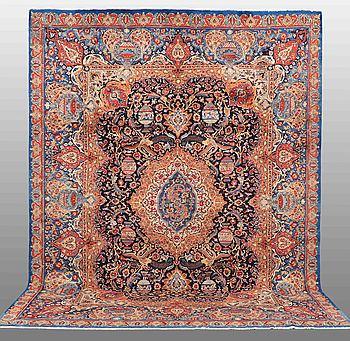 MATTA, Figural Kashmar, ca 395 x 300 cm.