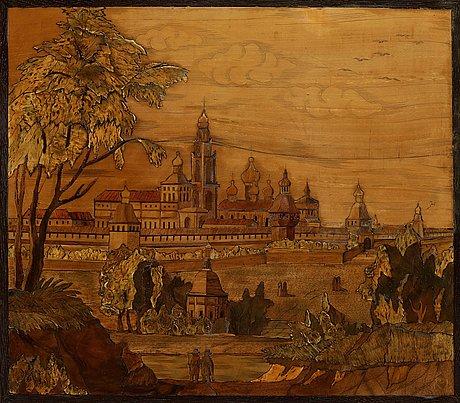 ByrÅ, ryssland, 1700-talets slut.