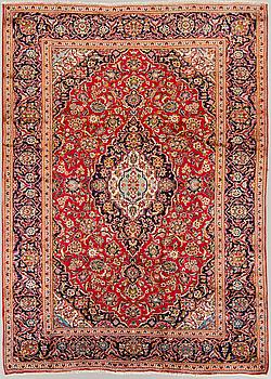 MATTA, Keshan, old ca 338x240 cm.