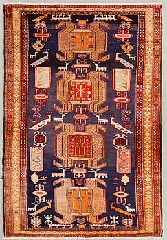 MATTA, kaukasisk  old ca 329 x 140 cm.