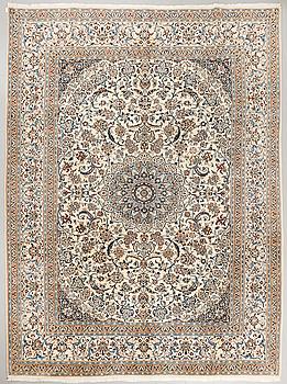 MATTA, Nain, part silk, 391 x 290 cm.