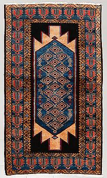 MATTA, Taleghan, 193 x 109 cm.