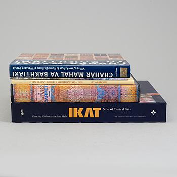 MATT- OCH IKATLITTERATUR, 5 volymer:.