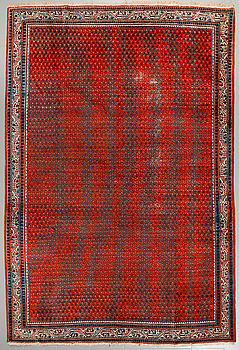 MATTA, Sarouk, old, 300 x 205 cm.