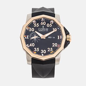CORUM, Admiral´s Cup, armbandsur, 48mm.