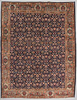 MATTA, sannolikt Khorasan, ca 385 x 298 cm.