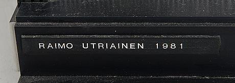 Raimo utriainen, kompositio.