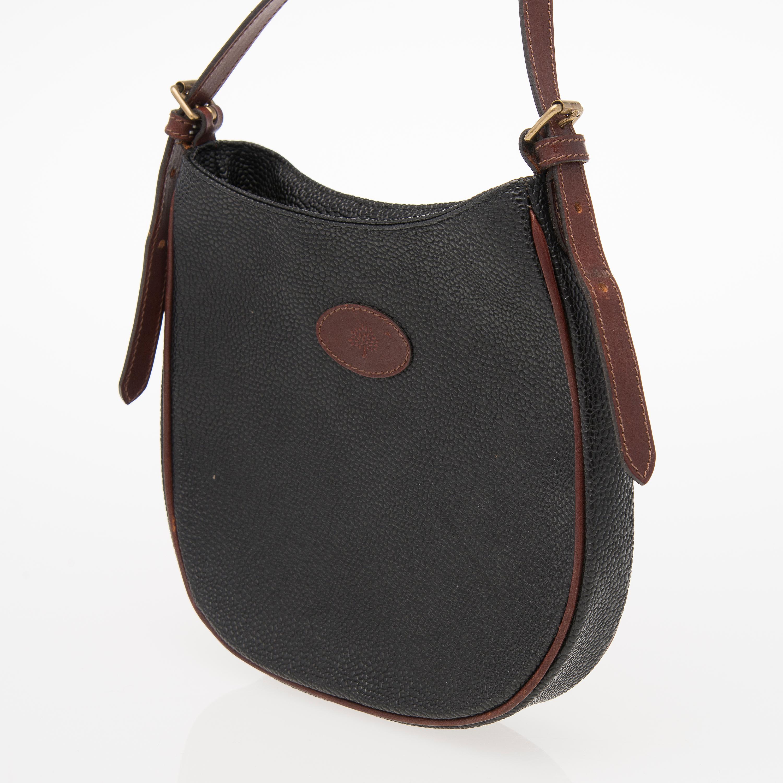 93f3d0d16a1 ... get mulberry black scotchgrain shoulder bag. bukowskis 9fc40 fad89