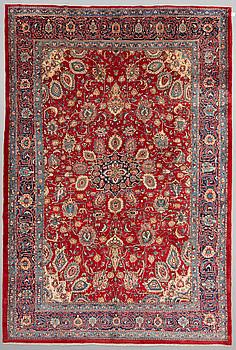 MATTA, Mahal/Sarouk, ca 382 x 260 cm.