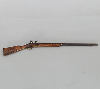 FLINTLÅSGEVÄR, 1800-tal,