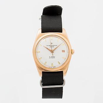 BAUMIER & MERCIER, armbandsur, 34 mm,