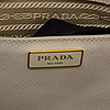 A bag by prada.