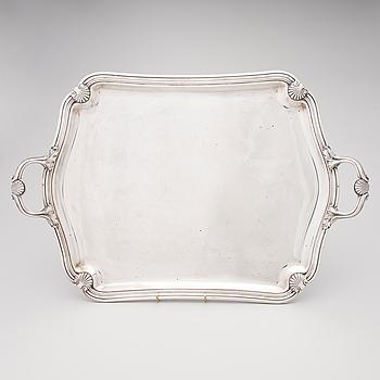 BRICKA, silver, 1900-talets början.