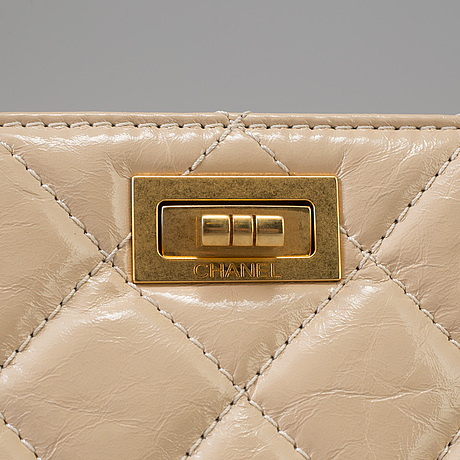 A bag by chanel.