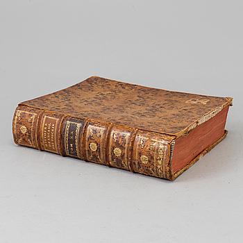 BOKGÖMMA, Memoires de Litterature, 1753, 1700-/1800-tal.