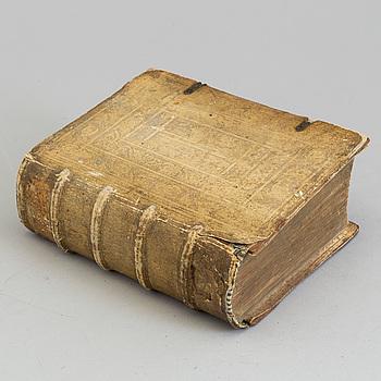 BOK: Guillelmi Pepini 1610.
