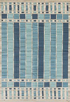 MATTA, rölakan signerad KLH IK, 1950-tal, ca 270 x 171 cm.