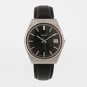 SEIKO, armbandsur, 36 x 39,5 mm.