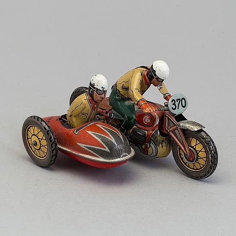 Kellermann a motorcycle, germany, 1930's