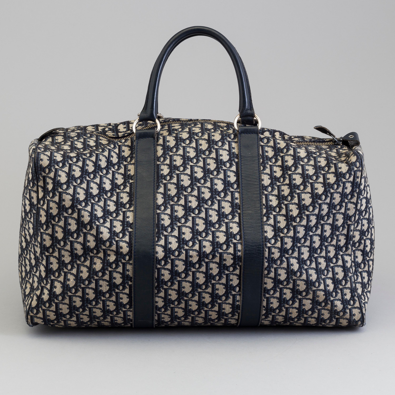 9050e5f6d6b A 'Speedy' weekend bag by CHRISTIAN DIOR. - Bukowskis