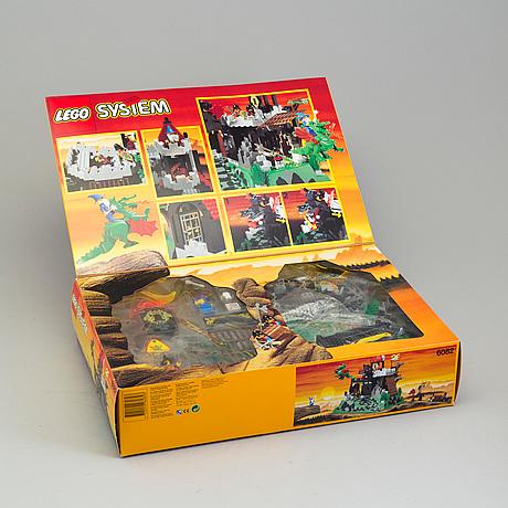 "Lego systrems ""6082"" denmark ca 1993"
