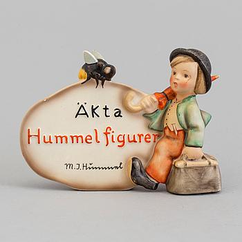 "GOEBEL HUMMEL, figurin, ""Äkta Hummel figurer"", Hummel 209 TMK-2."
