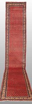 GALLERIMATTA, Sarouk-mir, ca 510 x 82 cm.