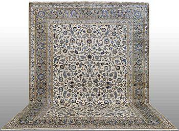 """MATTA, Keshan S.K """" Royal keshan """", ca 500 x 345 cm."""