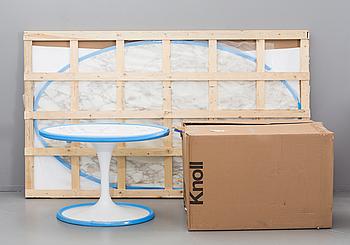 """EERO SAARINEN, matbord """"Tulip"""", Knoll International, ny i originalförpackning."""